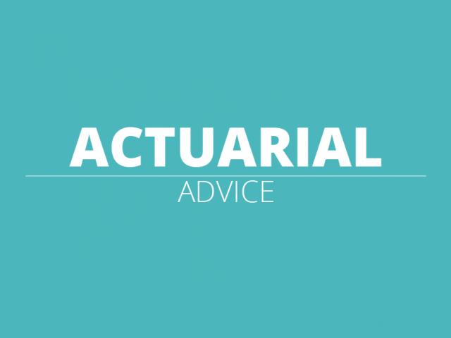 Logo | Actuarial Advice