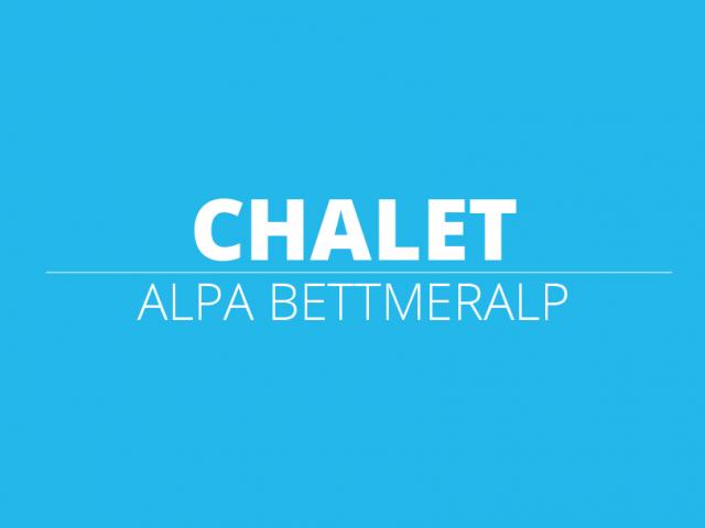 Logo | Chalet Alpa Bettmeralp