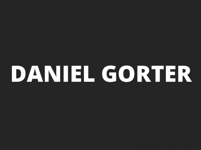 Logo & website | Daniel Gorter